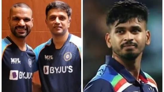 'Going to have a blast'- Iyer hopeful of India performing with Dravid, Dhawan