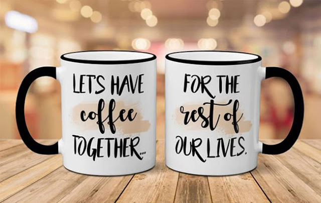 Coffee Together Mugs: 7 Impressive Gift Ideas for Married Couples: eAskme