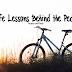 Life Lessons Behind the Pedal