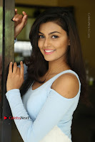 Anisha Ambrose Latest Pos Skirt at Fashion Designer Son of Ladies Tailor Movie Interview .COM 1160.JPG