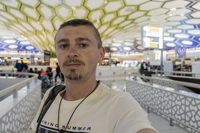 Abu Dhabi International Airport, Vereinigte Arabische Emirate