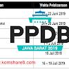 Jadwal PPDB SMA dan SMK Jawa Barat 2019 - 2020