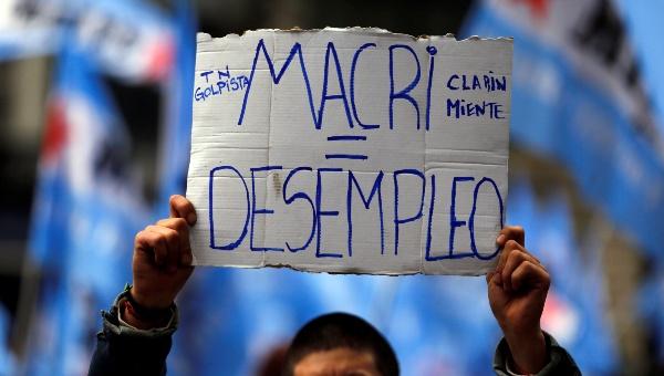Argentina registra más de 8 mil despidos y 7 mil suspensiones durante el mes de julio