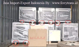 Contoh shipping instruction import (Update 2018)