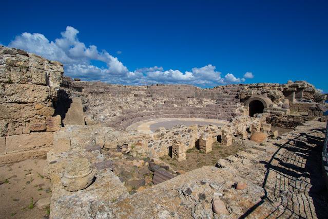 Area archeologica di Nora-Teatro romano