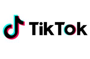 شعار برنامج تيك توك