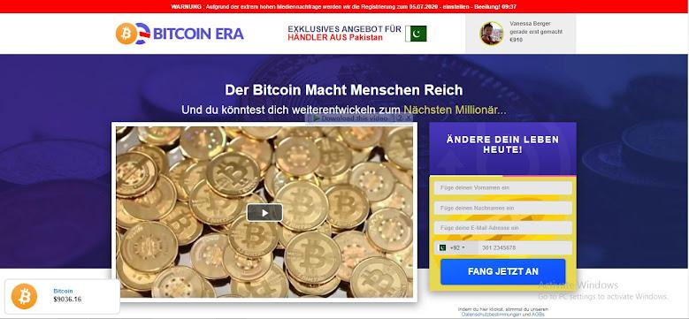 bitcoin-era-erfahrung