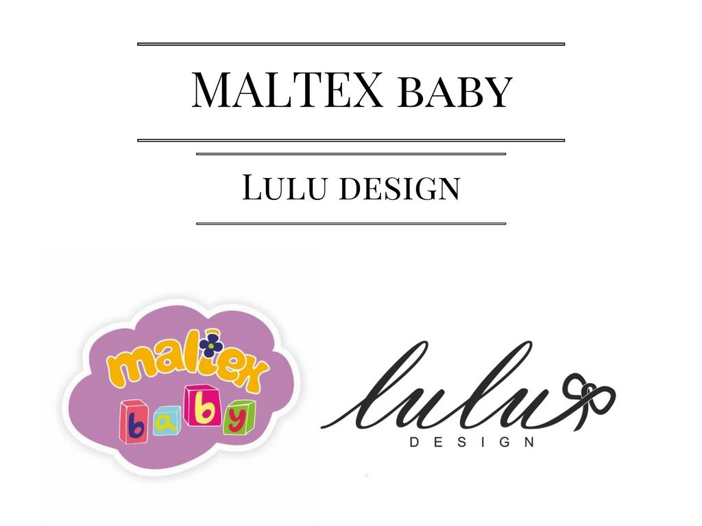 Maltex Baby i Lulu Design