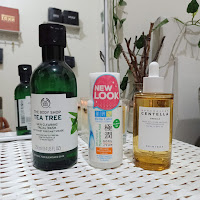 The Body Shop, Hadalabo, Skin 1004
