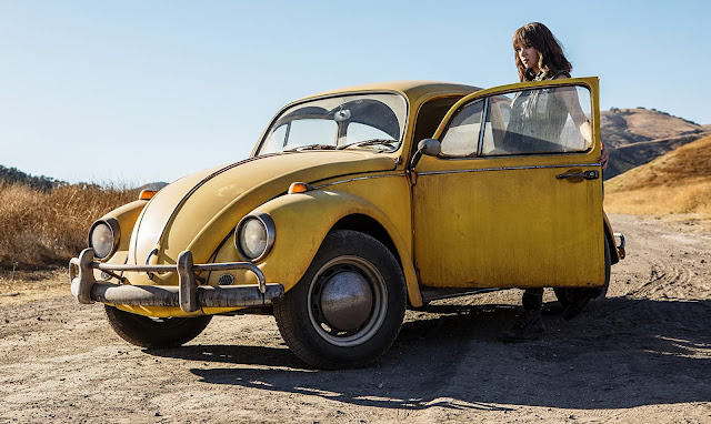 bumblebee 2018 mobil vw kuning
