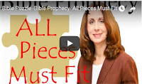 Bible Puzzle, Bible Prophecy All Pieces must fit