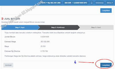 Bagaimana Cara Menjual Bitcoin ke Rupiah?