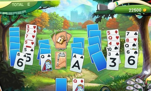 Golf Solitaire – Green Shot Apk Free on Android Game Download