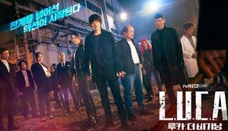 21 Daftar Nama Pemain Drama Korea LUCA The Beginning 2021 Lengkap