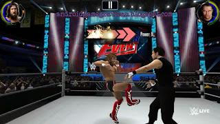 WWE 2K17 apk + obb