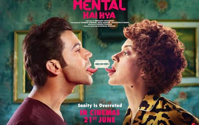 Mental Hai Kya First Look, Poster
