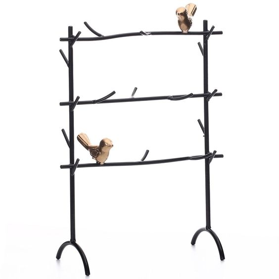 Metal Jewelry Rack
