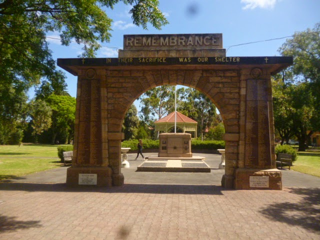 Unley Rememberance Gardens
