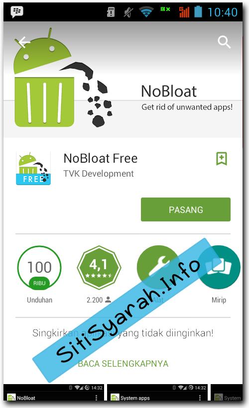 Solusi Android Lemot dan Cepat Panas