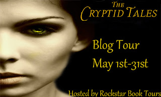 Blog Tour: Cryptid Tales by Brina Courtney