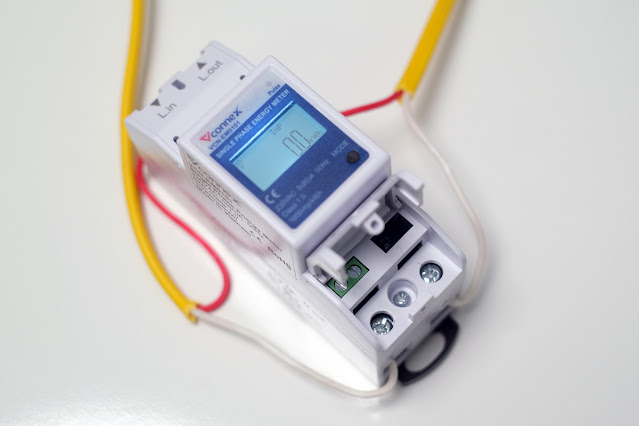 Công nghệ mới phát minh công tơ điện theo dõi tiền điện qua điện thoại