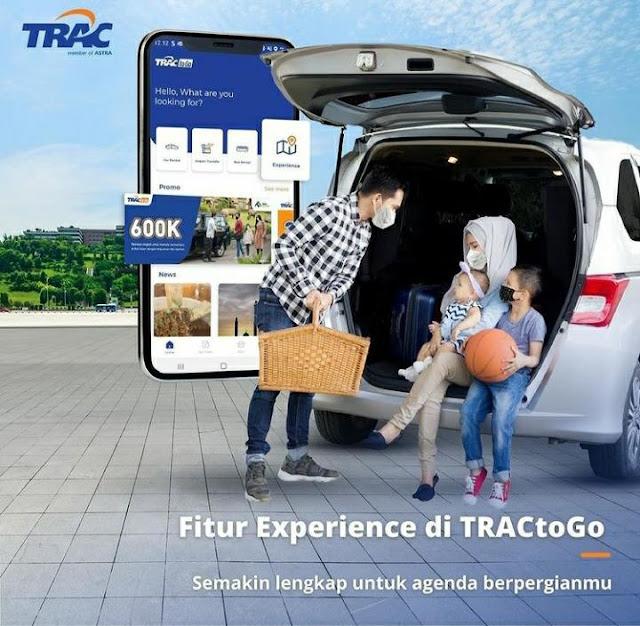 Liburan dengan rental mobil dari TRAC
