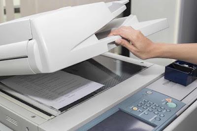 Cara Mengatur Margin Pada Mesin Fotocopy