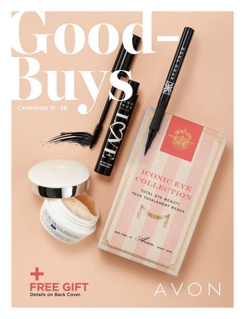 Good-Buys Avon Campaign 17 & 18 2021