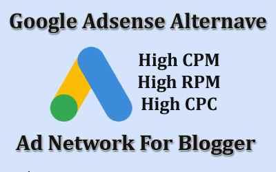 Best Google Adsense Alternatives Ad Network For Google Blogger