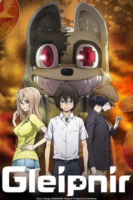 Download Gleipnir (Episode 01 - 13) Batch Subtitle Indonesia