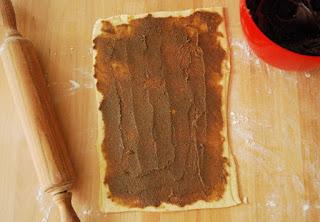 Kanelbullar-petits pains roulés à la cannelle