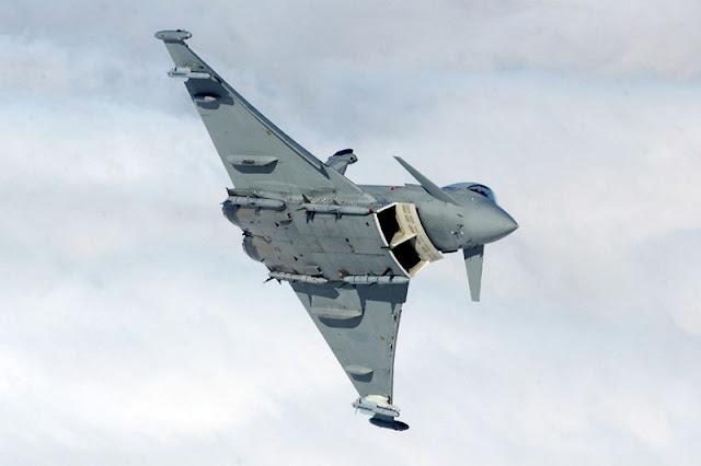 Bangladesh agreement Eurofighter Typhoon