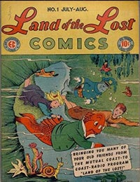 Read Land of the Lost Comics comic online