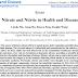 Nitrato e nitrito na saúde e doença