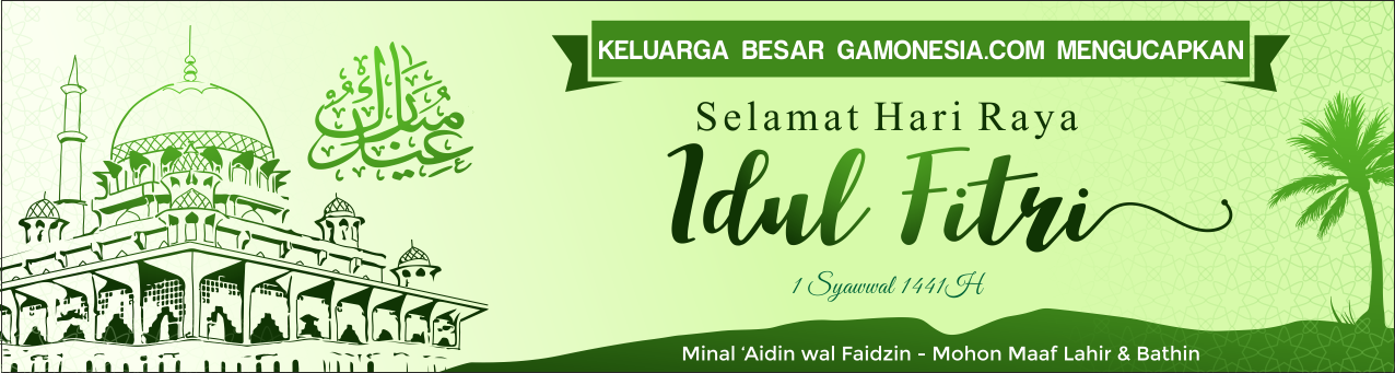 background banner selamat idul fitri,