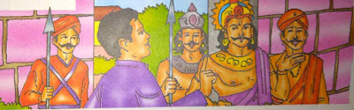 दसवाँ व्यक्ति Short Story in Hindi For Class 6