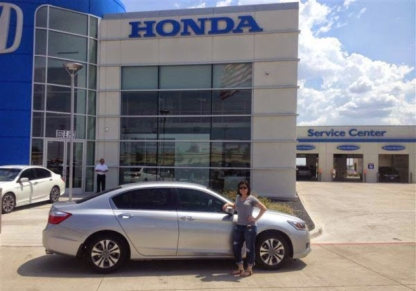 Honda Cars Of Rockwall Service