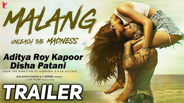 Malang 2020 movie Trailer review upcoming Bollywood Hindi film