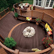 Amazing Beautifuly Wood Deck Designs Ideas