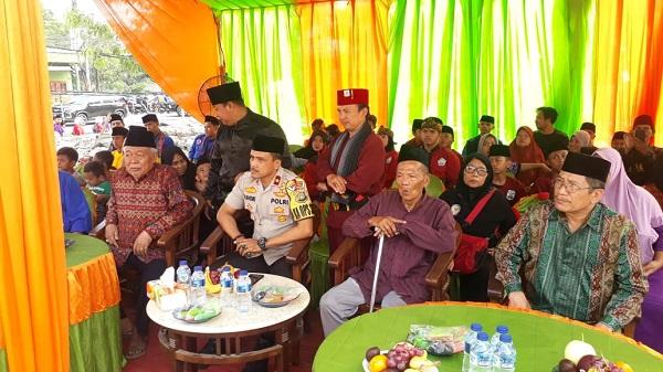 Festival Silat Betawi Dihadiri Kapolsek Cengkareng: Budaya Harus Kita Jaga