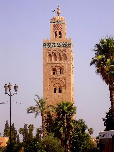 Koutoubia meczet