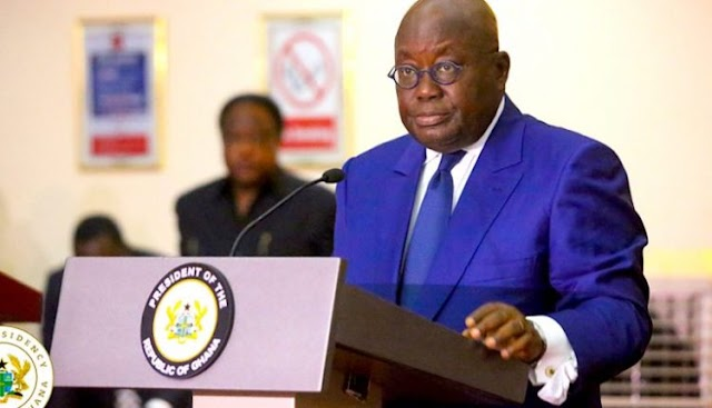 COVID-19: There Is Nothing Shameful To Testing Positive – Nana Addo Tells Ghanaians