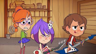 Hora do Rock desenho animado nacional