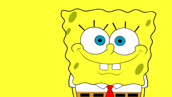 foto wallpaper spongebob
