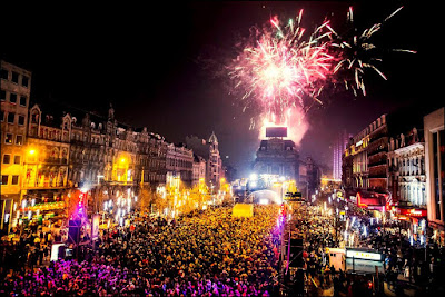 Happy New Year 2017 Fireworks Images