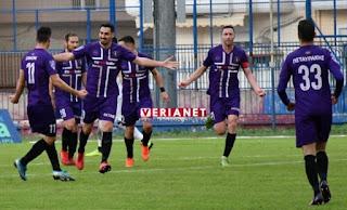 ΒΕΡΟΙΑ – ΚΑΛΑΜΑΤΑ 2-0 με νέα άδικη ήττα