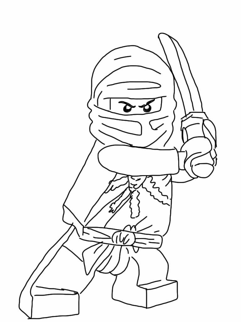 coloring pages ninjago lego - photo#7