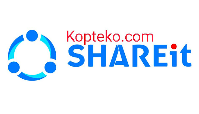 Cara mengirim aplikasi lewat ShareIt