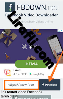 Cara Download Video Di Facebook Android Tanpa Aplikasi Dan Di Pc