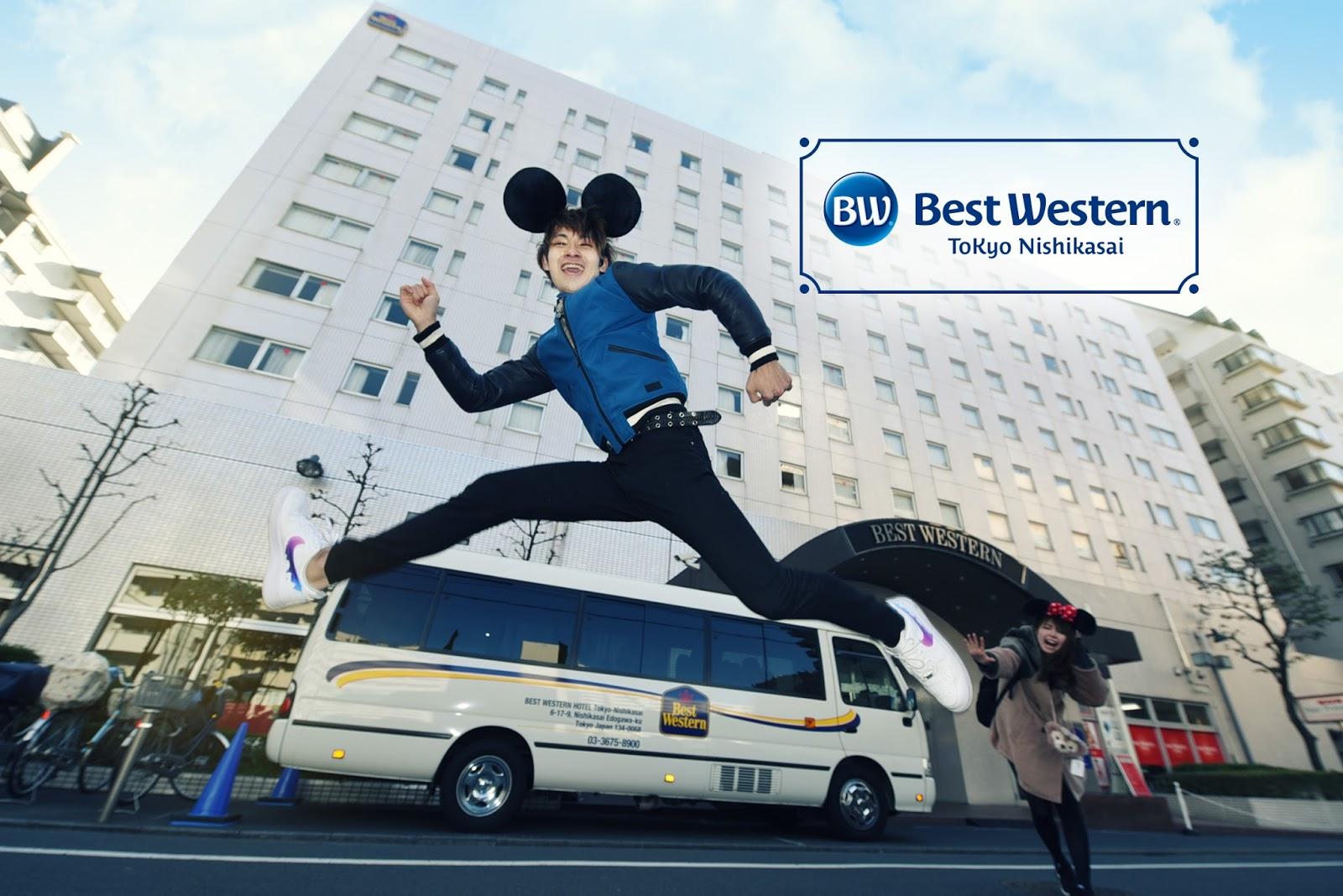 Grande nishikasai western best tokyo